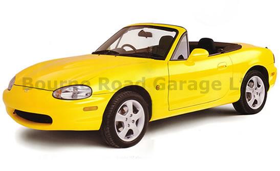 Mazda Mx 5 California