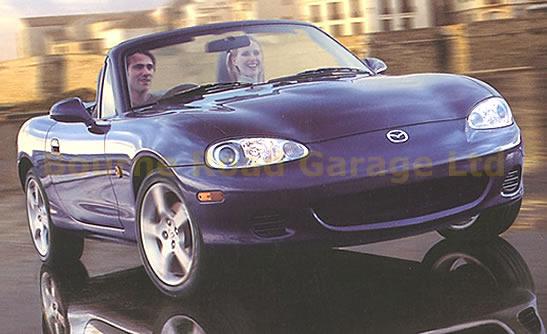 Mazda Mx 5 Nevada